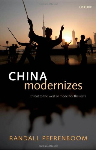 9780199208340: China Modernizes: Threat to the West or Model for the Rest?