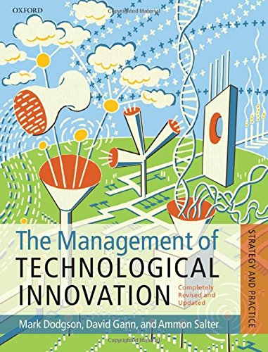 9780199208524: The Management of Technological Innovation: Strategy and Practice