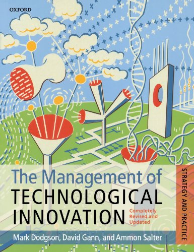 9780199208531: The Management of Technological Innovation: Strategy and Practice: The Strategy and Practice