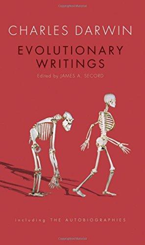 Evolutionary writings.: Darwin, Charles.