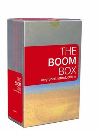 The Boom Box: A Very Short Introduction (Very Short Introductions)