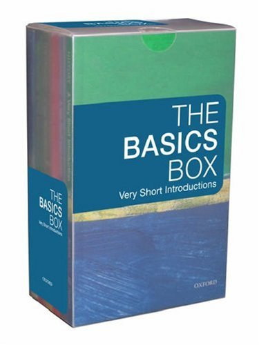 9780199209064: The Basics Box: Very Short Introductions Boxed Set