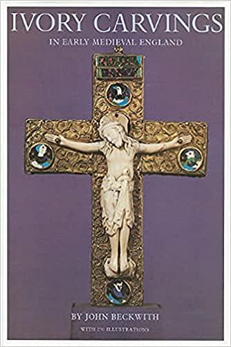 9780199210077: Ivory Carvings in Early Medieval England (Hmsah 2)