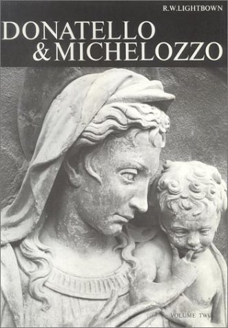 9780199210244: Donatello and Michelozzo. (Studies in Medieval and Early Renaissance Art History)