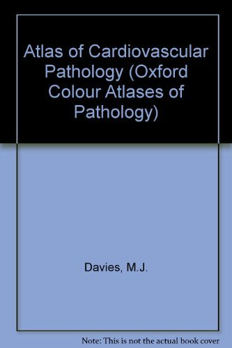 9780199210473: Color Atlas of Cardiovascular Pathology (Oxford Color Atlases of Pathology)