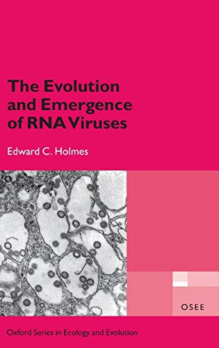 9780199211128: The Evolution and Emergence of RNA Viruses (Oxford Series in Ecology and Evolution)