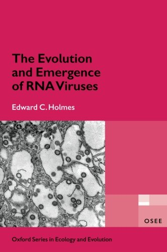 9780199211135: The Evolution and Emergence of RNA Viruses (Oxford Series in Ecology and Evolution)