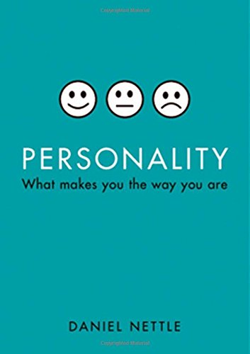 9780199211425: Personality: What makes you the way you are