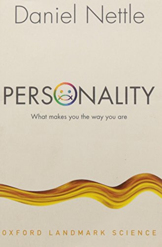 9780199211432: Personality: What makes you the way you are (Oxford Landmark Science)