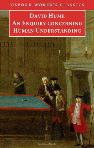9780199211586: An Enquiry concerning Human Understanding (Oxford World's Classics)