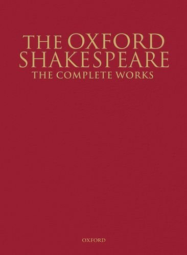 9780199212583: The Oxford Shakespeare: The Complete Works