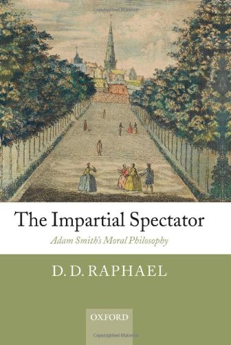 9780199213337: The Impartial Spectator: Adam Smith's Moral Philosophy