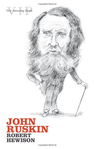 9780199213498: John Ruskin (Very Interesting People)