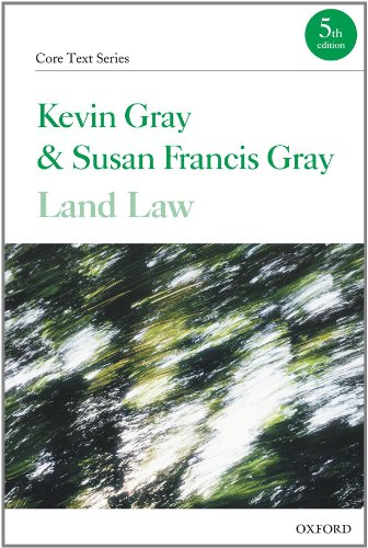 9780199213788: Land Law (Core Texts Series)
