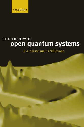 9780199213900: The Theory of Open Quantum Systems