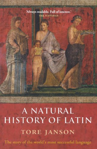 9780199214051: A Natural History of Latin