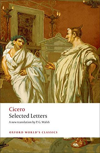 Selected Letters.: Cicero,