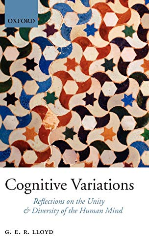 9780199214617: Cognitive Variations: Reflections on the Unity and Diversity of the Human Mind