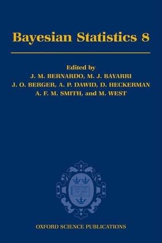 9780199214655: Bayesian Statistics 8