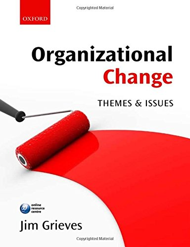 9780199214884: Organizational Change: Themes and Issues
