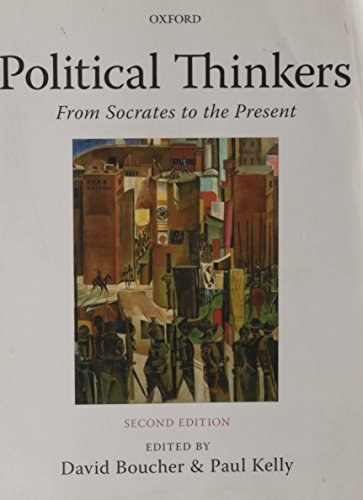 9780199215522: Political Thinkers: From Socrates to the Present