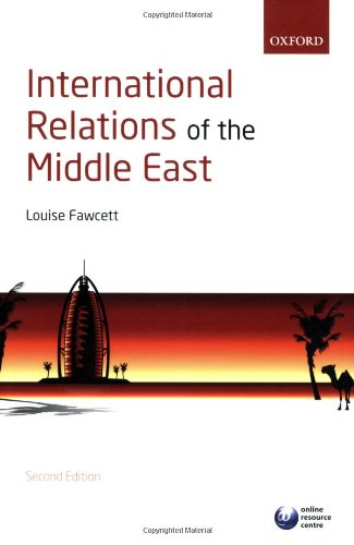 9780199215539: International Relations of the Middle East