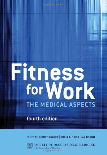 9780199215652: Fitness For Work: The medical aspects