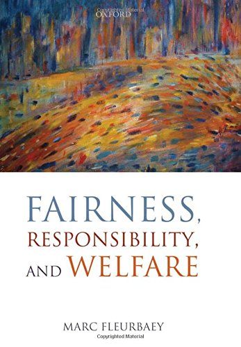 9780199215911: Fairness, Responsibility, and Welfare