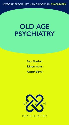 9780199216529: Old Age Psychiatry