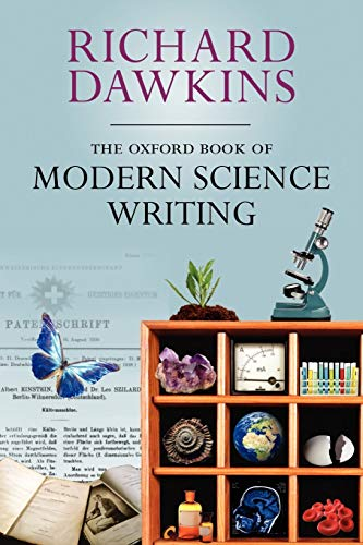 The Oxford Book of Modern Science Writing (0199216819) by Richard Dawkins