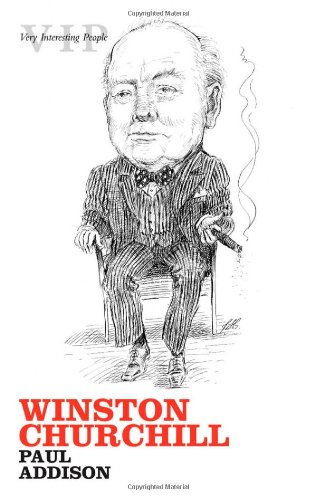 9780199217571: Winston Churchill (Very Interesting People)