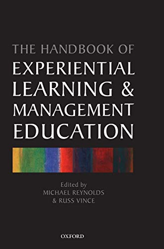 9780199217632: The Handbook of Experiential Learning and Management Education