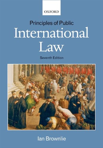 9780199217700: Principles of Public International Law