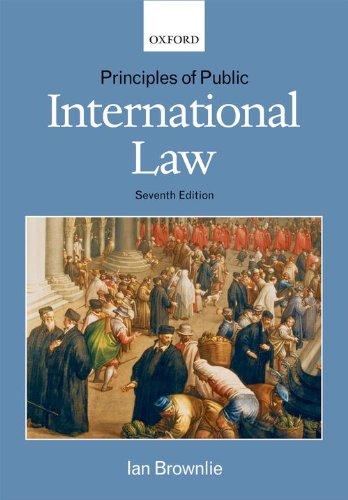 9780199217700: Principles of Public International Law