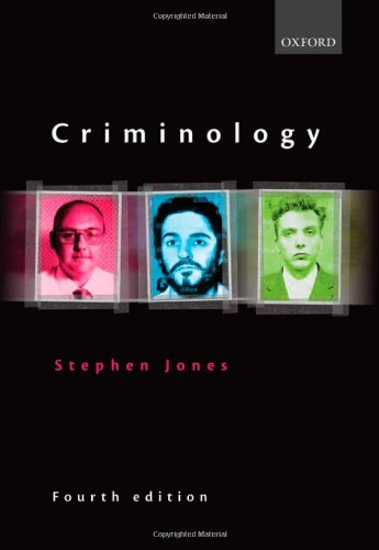 9780199218097: Criminology