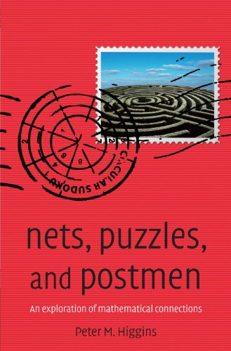 9780199218431: Nets, Puzzles, and Postmen: An Exploration of Mathematical Connections