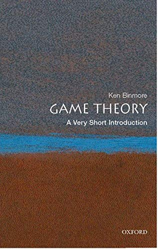9780199218462: Game Theory: A Very Short Introduction (Very Short Introductions)