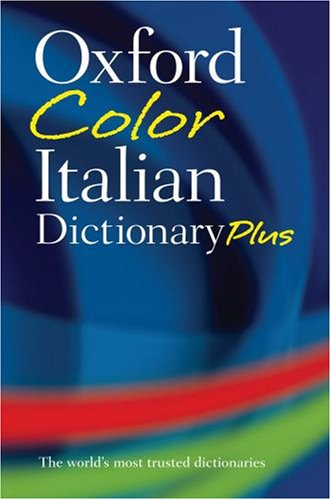 9780199218929: Oxford Color Italian Dictionary Plus