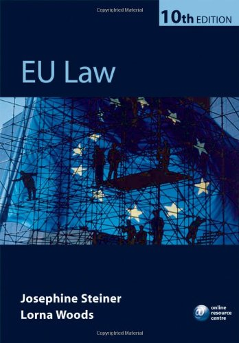 9780199219070: EU Law