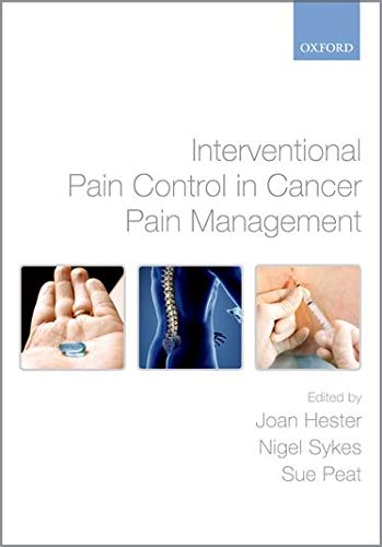 9780199219087: Interventional Pain Control in Cancer Pain Management