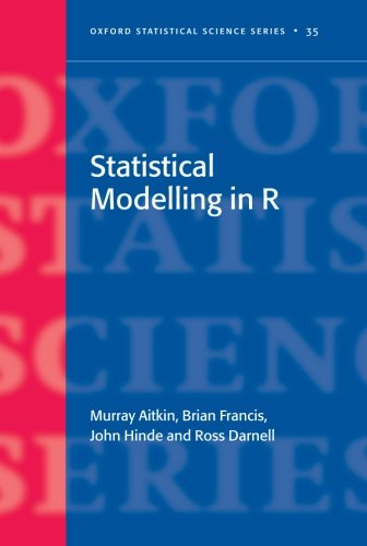 9780199219131: Statistical Modelling in R (Oxford Statistical Science Series)