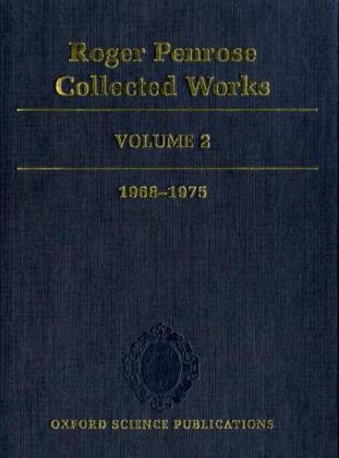 9780199219377: Roger Penrose: Collected Works, Vol. 2