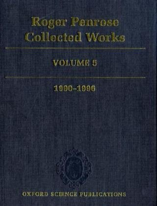 9780199219407: Roger Penrose: Collected Works, Vol. 5