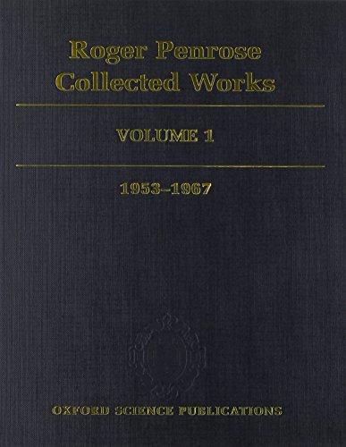 9780199219445: Roger Penrose: Collected Works (6 Volume Set)
