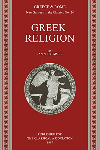 9780199220731: Greek Religion (New Surveys in the Classics)
