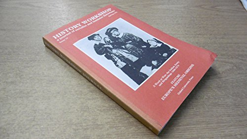 History Workshop : a Journal of Socialist: Hill, C.