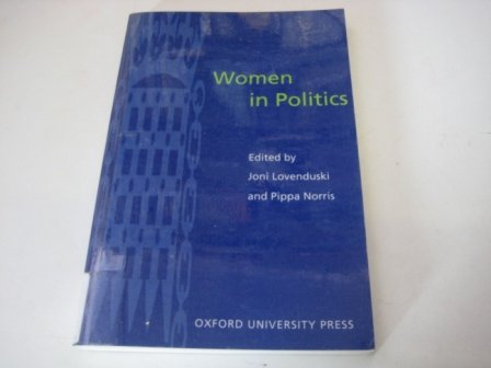 9780199222759: Women in Politics (Hansard Society Series in Politics & Government)