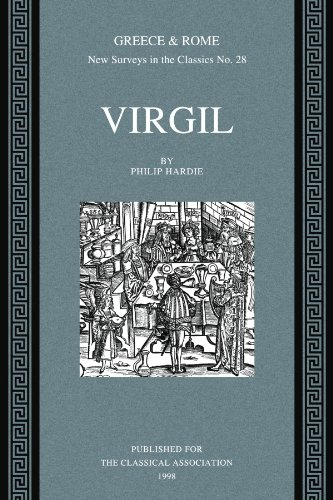 Virgil - (New Surveys in the Classics No. 28) (0199223424) by Philip Hardie