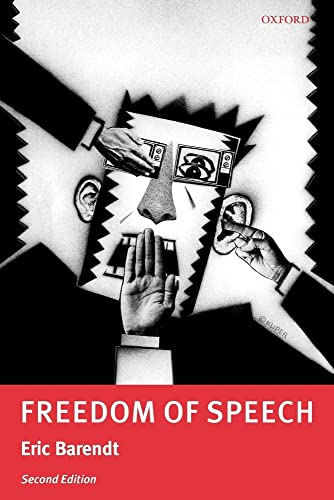 9780199225811: Freedom of Speech