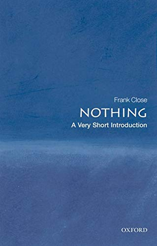 9780199225866: Nothing: A Very Short Introduction (Very Short Introductions)